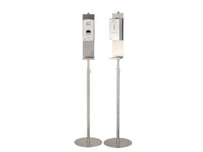 4.Sanitizer- Dispenser