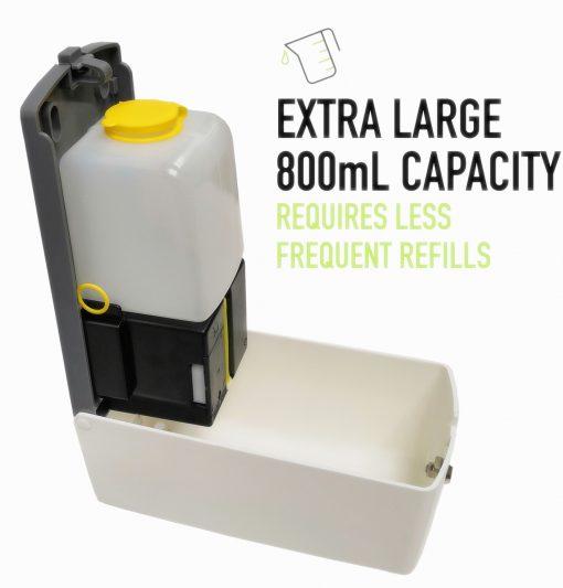 Hospital Sanitizer Dispenser DT 800
