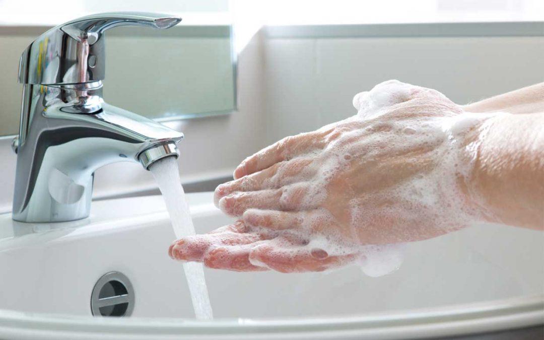 4 Myths Concerns to Hand hygiene