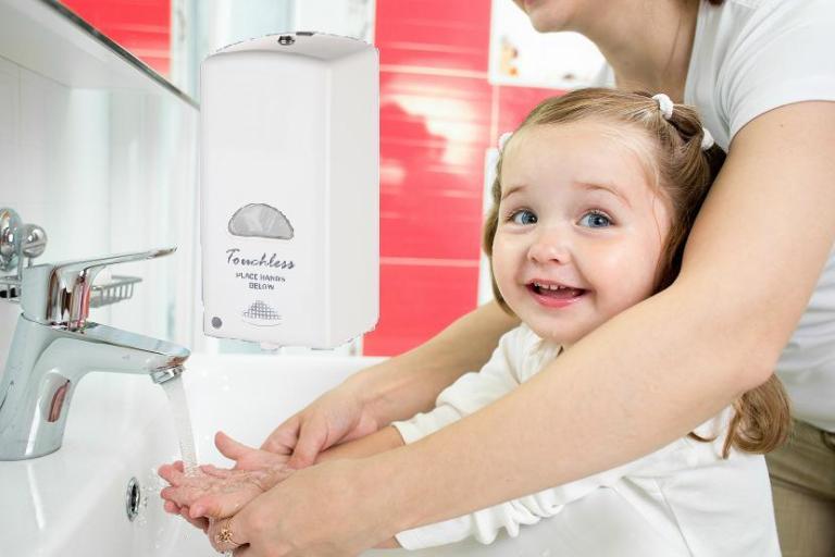 school, hand hygiene, Norovirus, pathogenic, prevention, diarrhea, infection, hand washing