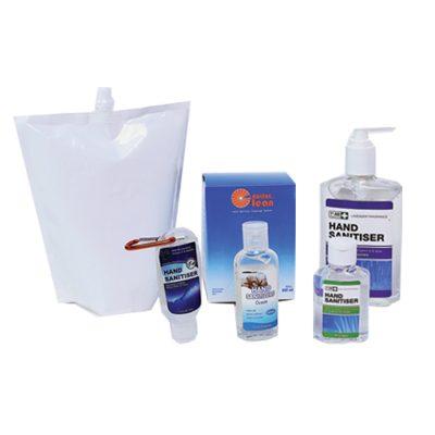 Smart Hand Sanitizer Solution
