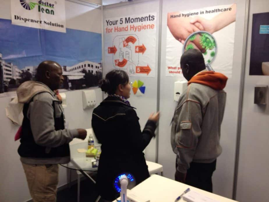 Africa health show