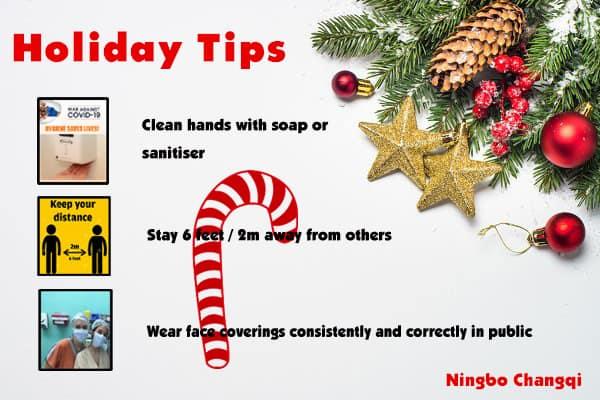 Chrsitmas holiday tips